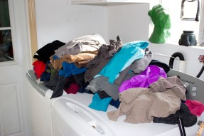 Ugh. Laundry.