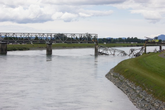 Skagit River Bridge