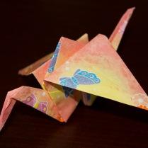 My first crane