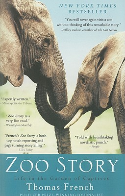Zoo-Story-French-Thomas-9781401310530