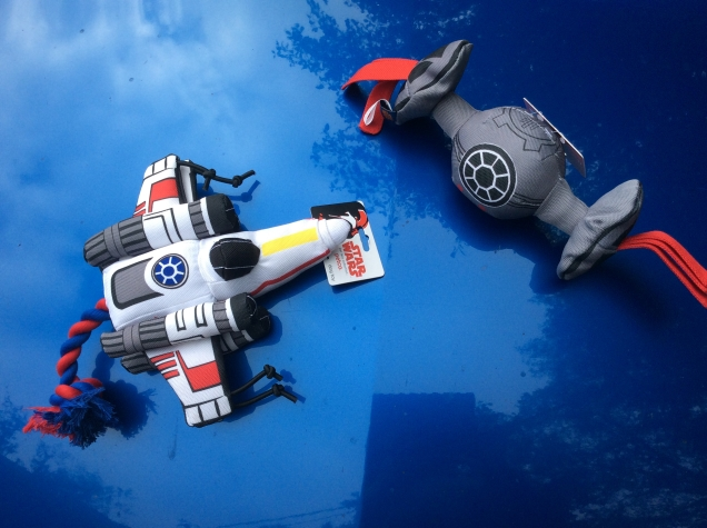 X-Wing plus TIE fighter