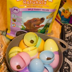 Dollar-store eggs